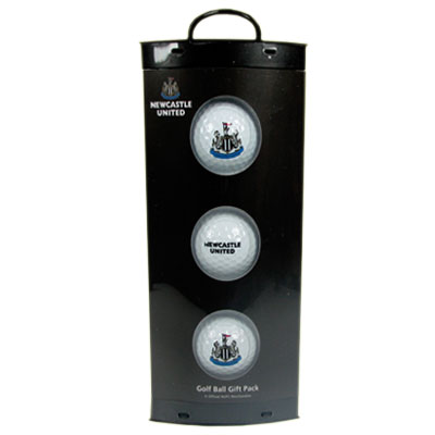 Newcastle United golfbollar