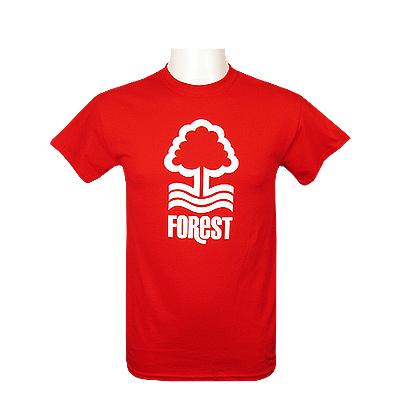 Nottingham Forest T-shirt Ungdom OL LB (75-80 cm)
