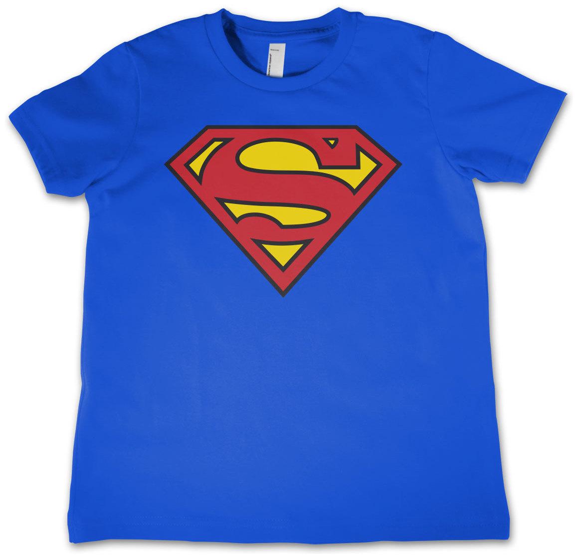 superman t shirt logo barn. Black Bedroom Furniture Sets. Home Design Ideas