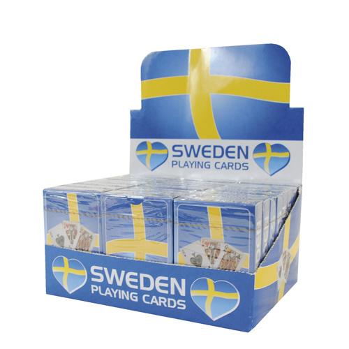 Sverige Kortlek