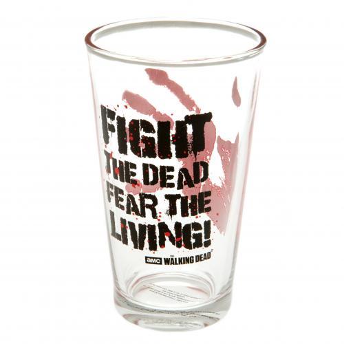 The Walking Dead Dricksglas FTD