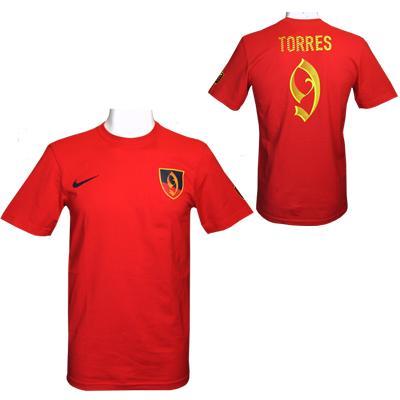 Torres T-shirt Hero Röd S