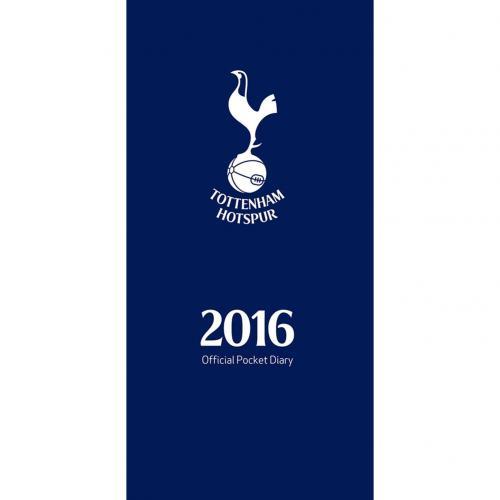 Tottenham Fickkalender 2016