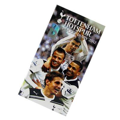 Tottenham Hotspur fickkalender 2012